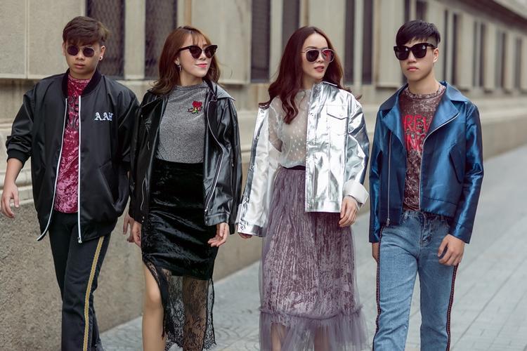 """Team Yến Trang là một trong những đội đang nhận được nhiều sự chú ý từ hội đồng ban giám khảo, những người chuyên môn và khán giả sau khi một đoạn trailer của tập 2 được """"hé lộ"""" vào cuối tập 1 ở tuần trước."""