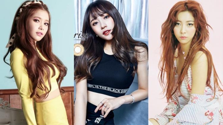 Netizen tỏ ra rất hào hứng trước màn kết hợp này bởi mỗi cô nàng đều sở hữu chất giọng đặc trưngcũng như vẻ ngoài lung linh.