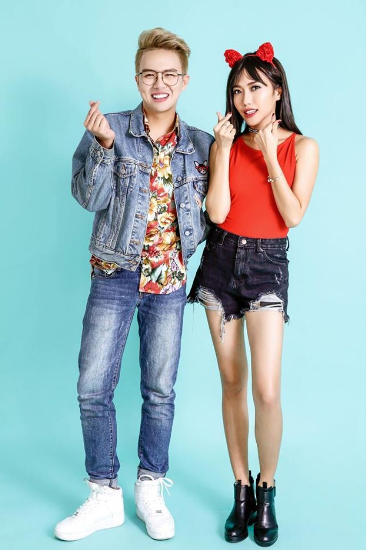 Diệu Nhi và Duy Khánh đều là hai gương mặt sao trẻ được yêu thích hiện nay.