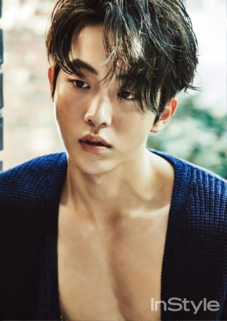 Nam thần Nam Joo Hyuk.