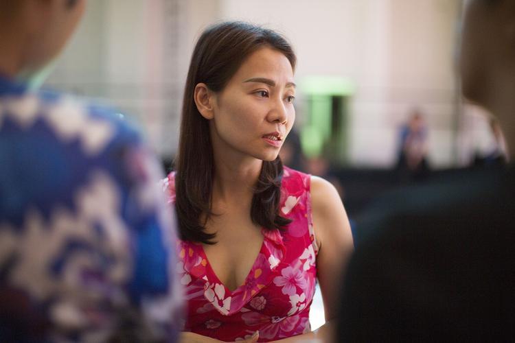 Nhiều người tò mò về vai trò của Thu Minh trong đêm trình diễn thời trang nghệ thuật này của Quỳnh Paris. Liệu rằng cô sẽ đảm nhận vedette như nhiều suy đoán.