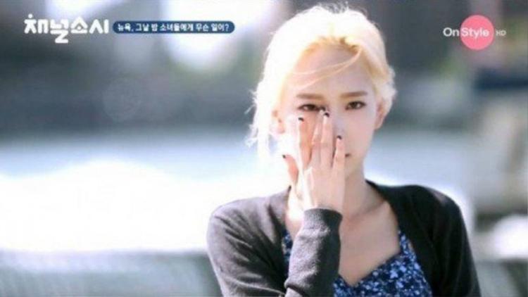 Trưởng nhóm SNSD Kim Taeyeon từng có một khoảng thời gian tồi tệ khi cô liên tục cần những lời khuyên để giảm bớt stress. Thậm chí, nữ ca sĩ còn chỉ nghe nhạc buồn trong quãng thời gian đó.