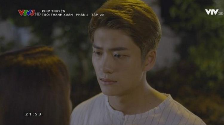 Junsu đến gặp Linh để bày tỏ tình cảm…