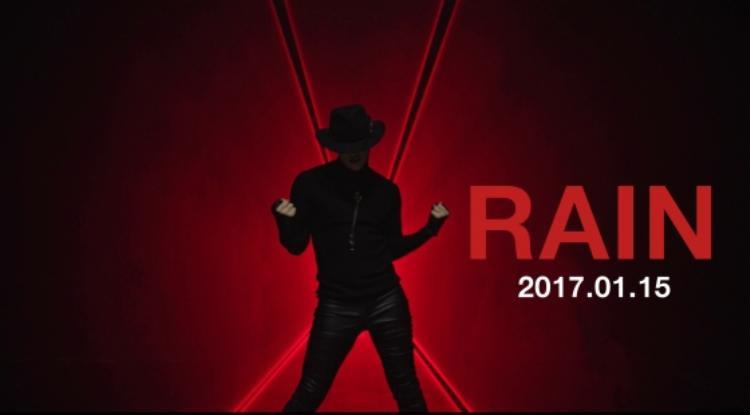 Rain sẽ trở lại với album mớiRain Effect vào 15/1 này.