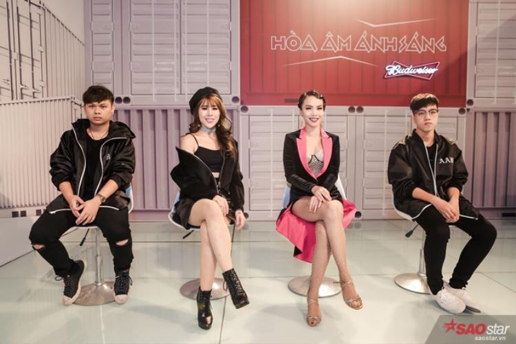 Team Yến Trang