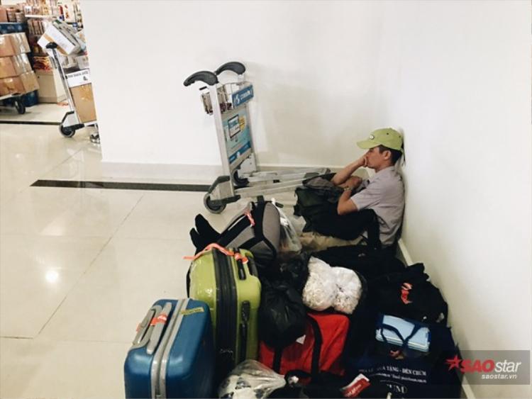 Các chuyến bay dường như bị quá tải…