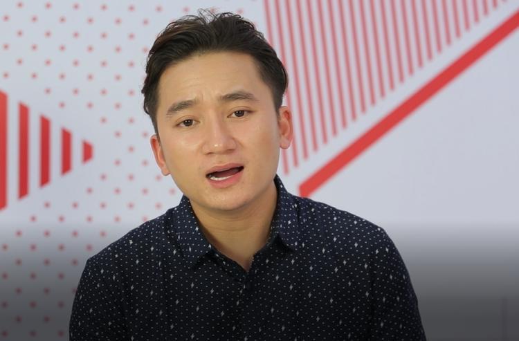 Phan Mạnh Quỳnh da diết với ca khúc Vì một người từng gây bão của Ưng Đại Vệ.