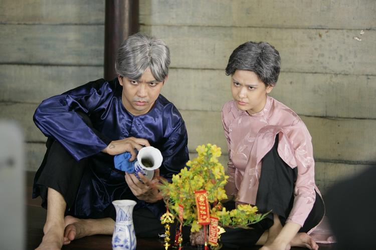 Tim  Trương Quỳnh Anh lộ hình ảnh già nua, mong được ăn Tết cùng con