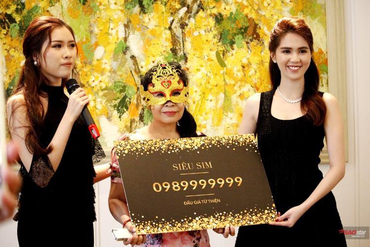 Nữ doanh nhân đã đưa ra con số ấn tượng để sở hữu chiếc sim có 1-0-2 của Ngọc Trinh.