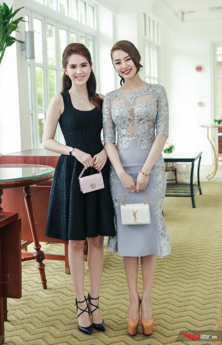 Người mẫu Linh Chi.