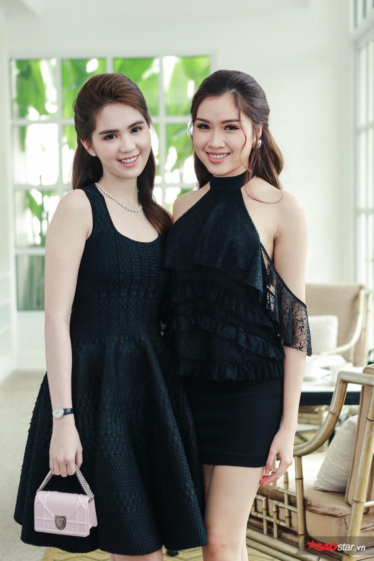 Người đẹp Đặng Dương Thanh Thanh Huyền.