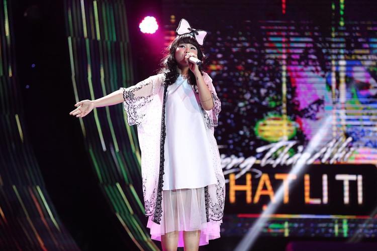 Thảo Nhi lên tiếng phủ nhận việc bị tố đạo nhạc.