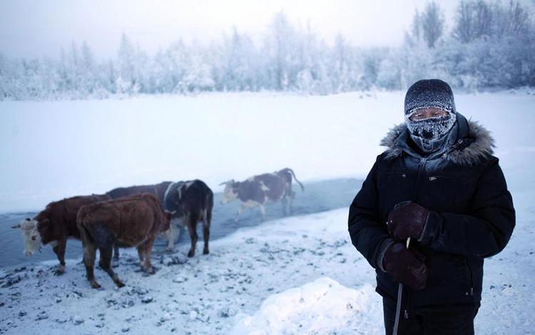 Bạn có tưởng tượng được trên đời này tồn tại một ngôi làng lạnh -71 độ không?