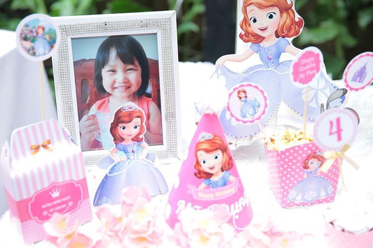 Ưng Đại Vệ: Chỉ mong con gái có một sinh nhật nhớ mãi
