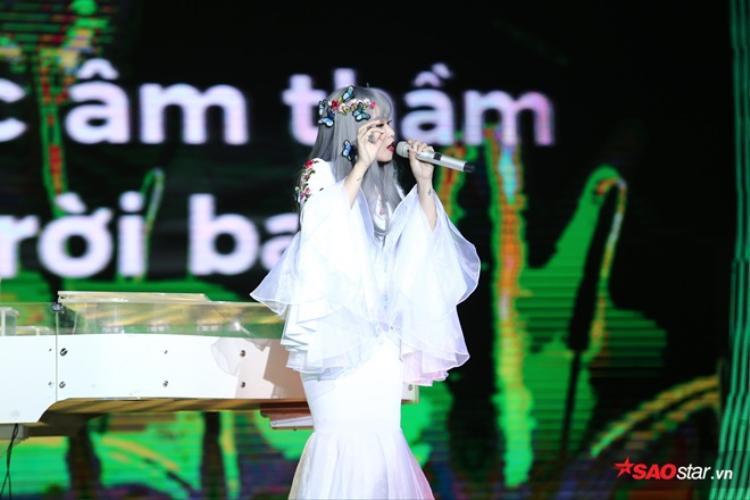 Trương Thảo Nhi giành được ngôi vị Á quân Sing My Song - Bài hát hay nhất 2016.