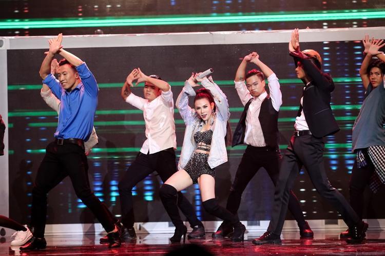 Trouble Maker phiên bản Việt Tronie  MiA vượt lên giành chiến thắng trước đàn chị Thu Thủy tại Remix New Generation
