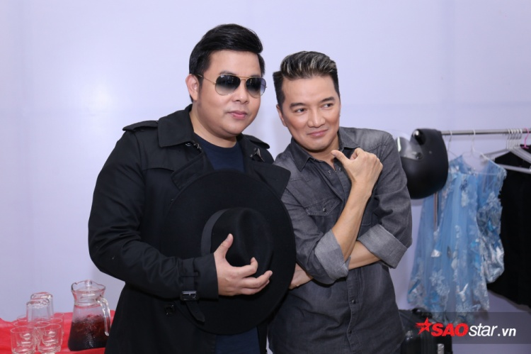 Xoá bỏ những mâu thuẫn trước đó, Quang Lê và Đàm Vĩnh Hưng hứa hẹn sẽ có những màn tung hứng ấn tượng trên sân khấu Thần tượng Bolero.