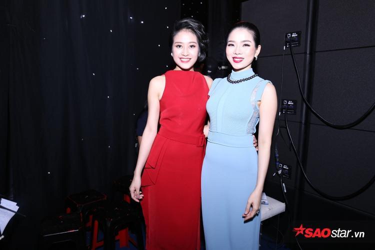 Hai nhân vật nữ xinh đẹp sẽ đồng hành cùng Thần tượng Bolero mùa thứ 2.
