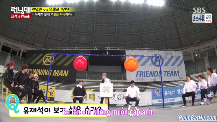 Loạt câu hỏi kết nối được đưa ra từ Yoo Jae Suk.