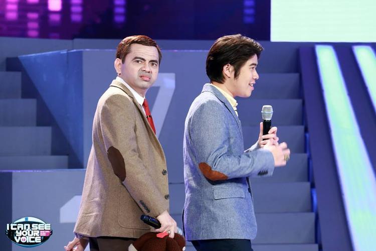 Mr. Bean bất ngờ xuất hiện tại Thái Lan?
