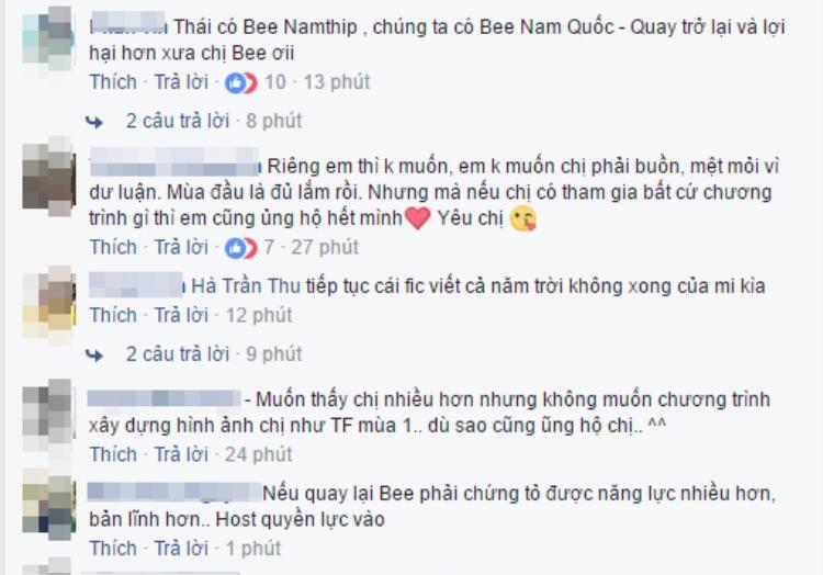 Ý kiến trái chiều của người hâm mộ khi nghe quyết định quay lại của Phạm Hương.