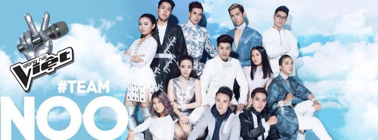Đội hình HLV Noo Phước Thịnh.