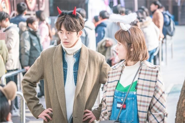Hãy yên tâm đi, vì nhiều phim Hàn bây giờ chỉ cần nhẹ nhàng, trong sáng và đáng yêu thế này thôi!