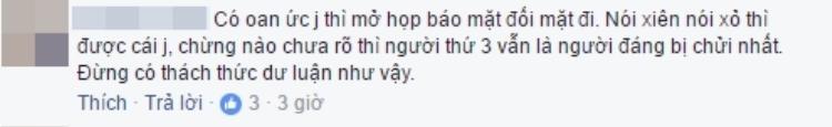 """Rất đông người hâm mộ cho rằng việc Linh Chi liên tục có những phát ngôn gây sốc là một hành động vô cùng """"dại dột""""."""