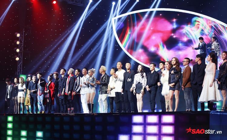 8 nhóm thi xuất sắc góp mặt trong vòng Đo ván Remix New Generation lần này!