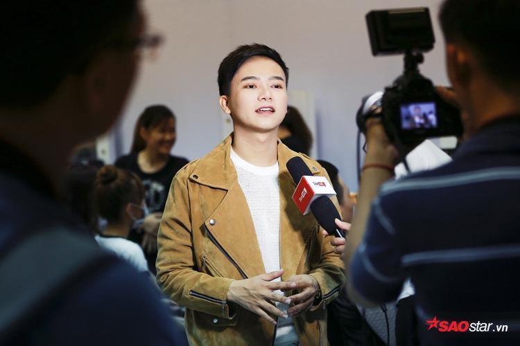 Hot boy Sing my song - Công Nam.