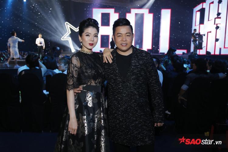 HLV Quang Lê cũng góp mặt ngay sau đó.