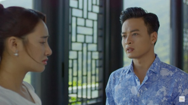 Tuy nhiên, anh vẫn luôn bên cạnh Linh những lúc cô yếu lòng nhất.