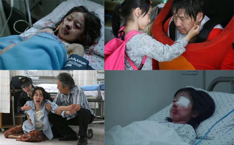 Những hình ảnh đau lòng về hậu quả nạn ấu dâm được thể hiện trong phim điện ảnh Hope.