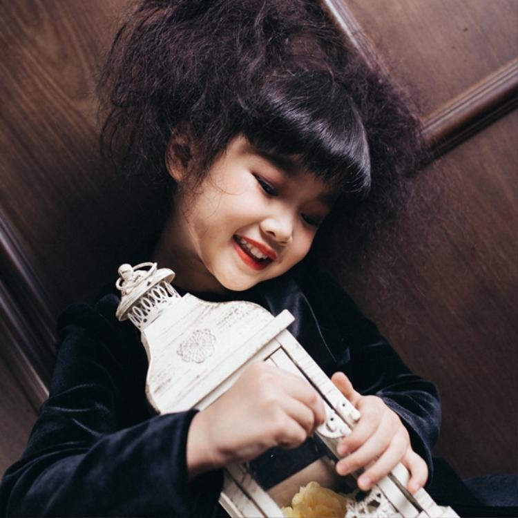 Hiện nay, Phương Anh là một trong 30 gương mặt mẫu nhí đồng hành cùng chương trình Hot Face.