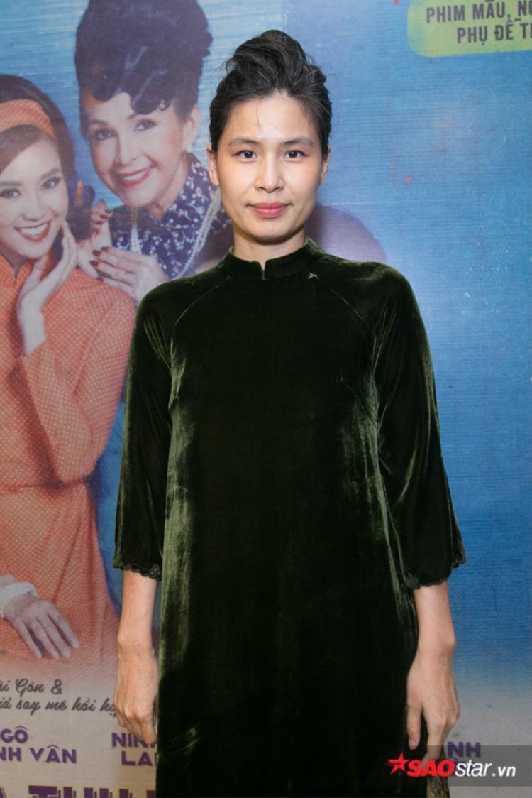 Nhà thiết kế Thủy Nguyễn.