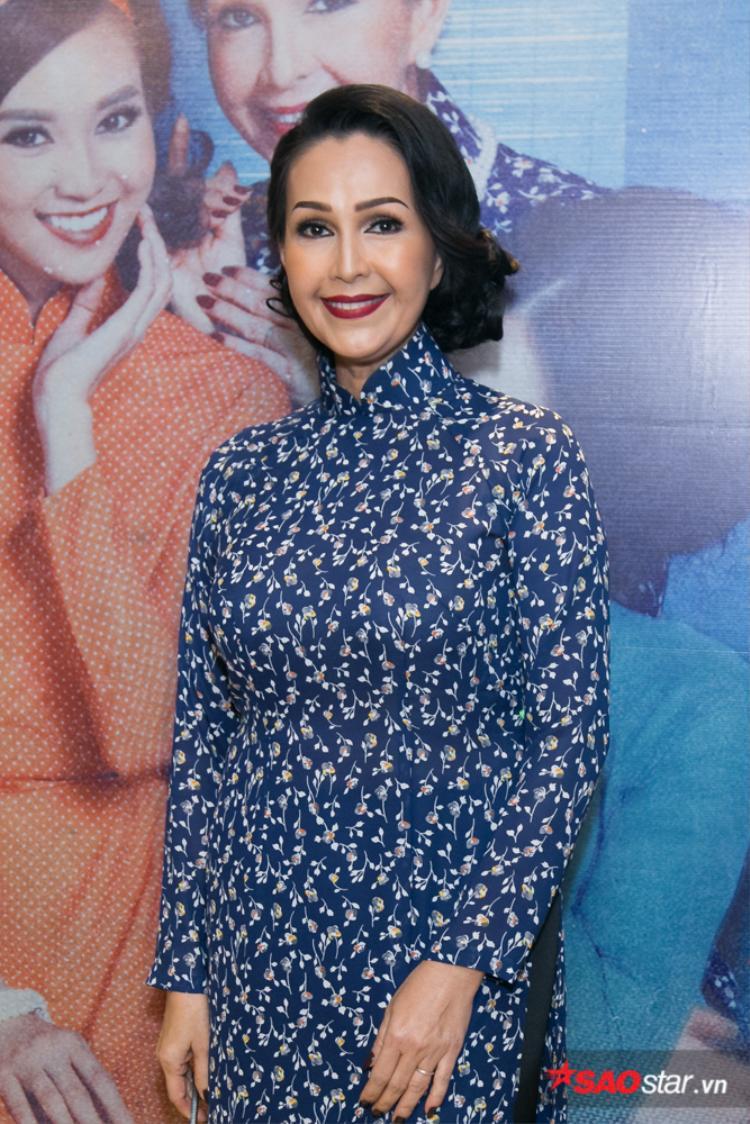 Nữ diễn viên Diễm My.