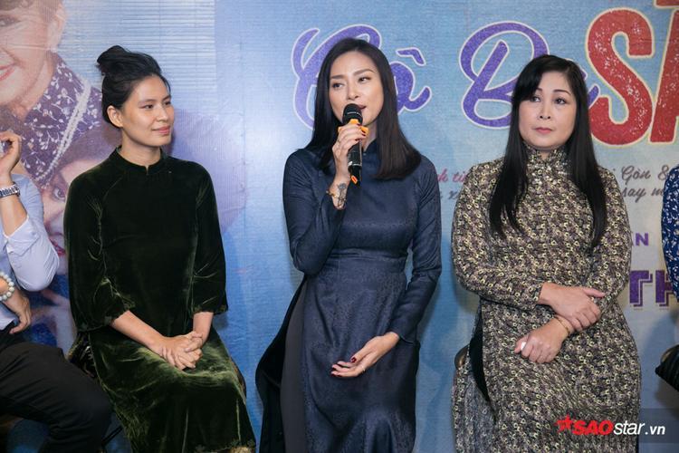 Đạo diễn - nhà sản xuất Ngô Thanh Vân đặt rất nhiều kỳ vọng vào dự án này.