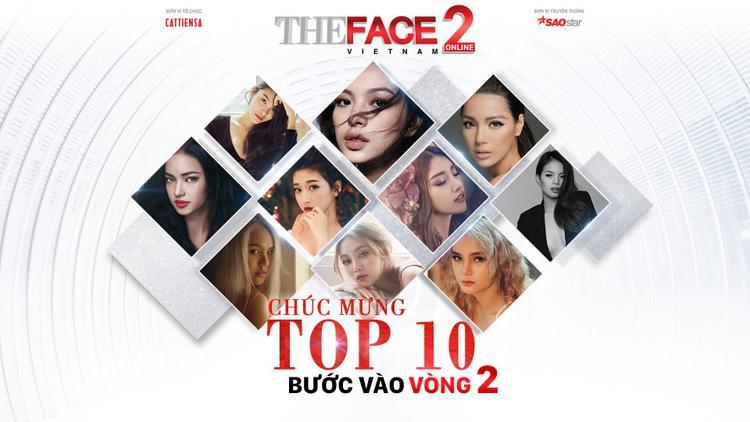 Top 10 gương mặt thương hiệu của The Face Online chính thức lộ diện!