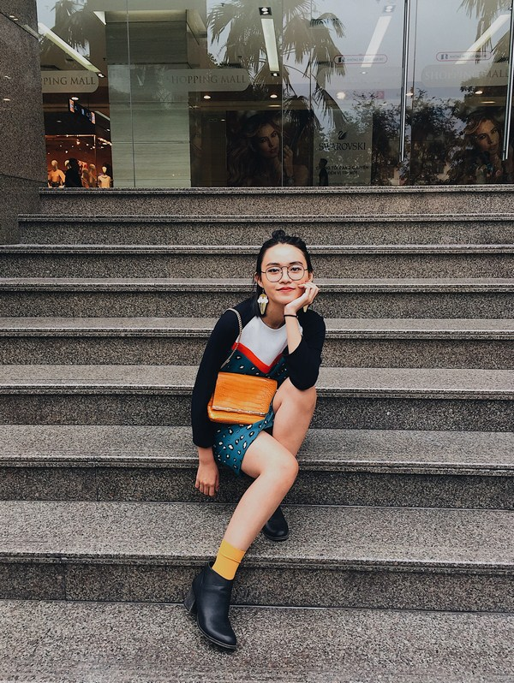 IN HER CLOSET: Ăn mặc như một happy girl