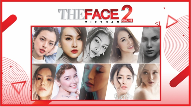 Top 10 The Face Online