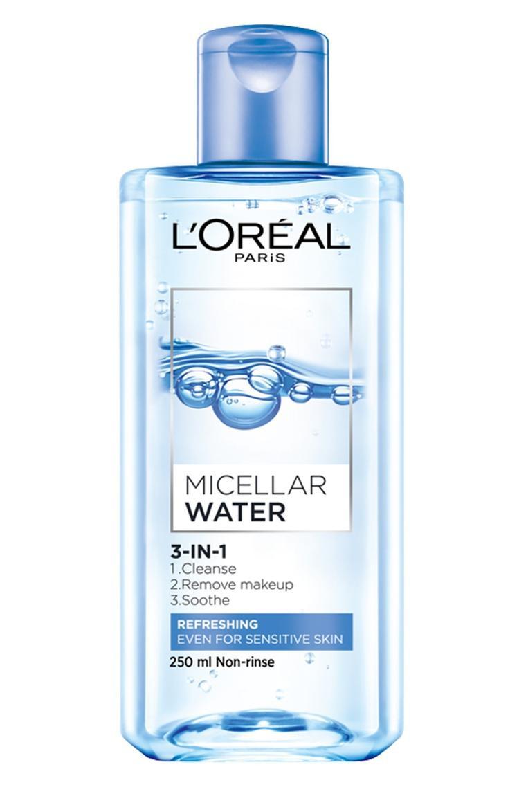 Tuyệt chiêu thoát ế thứ hai: Nước tẩy trang 3 trong 1 L'Oreal Paris Micellar Water.