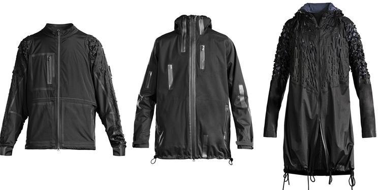Các mẫu áo khoác mùa này của Y-3 được design với khá nhiều chi tiết khá ấn tượng. Giá của chúng dao động trong khoảng 550-790$