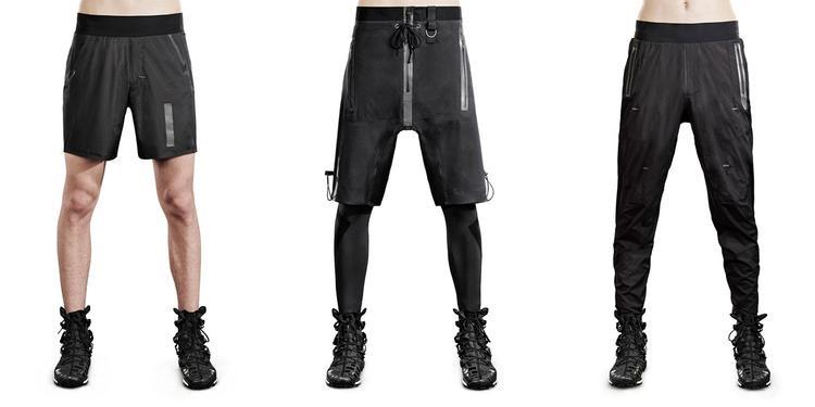 Những mẫu quần còn lại từ short tới dài có giá từ 250-590$