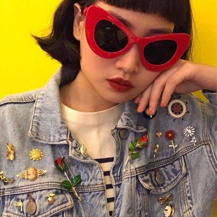 Louis Hà cô gái theo phong cách retro này sở hữu gout thời trang cực ổn và tất nhiên…