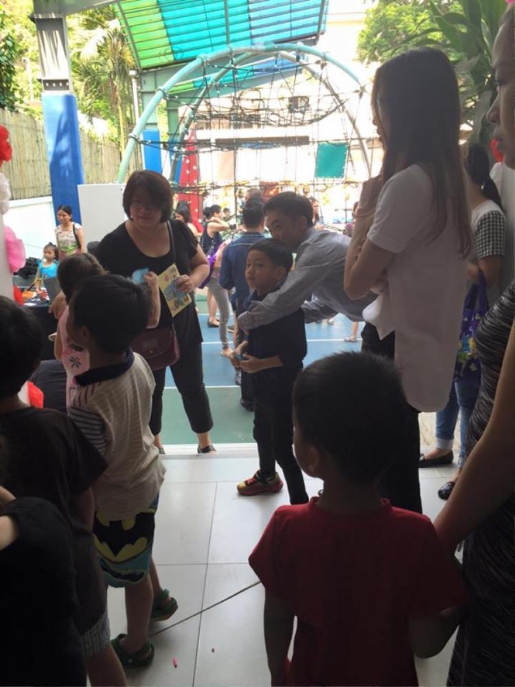 Cường Đô La và Hồ Ngọc Hà thường xuyên xuất hiện cùng nhau để có thể mang tới hạnh phúc trọn vẹn nhất cho con trai.