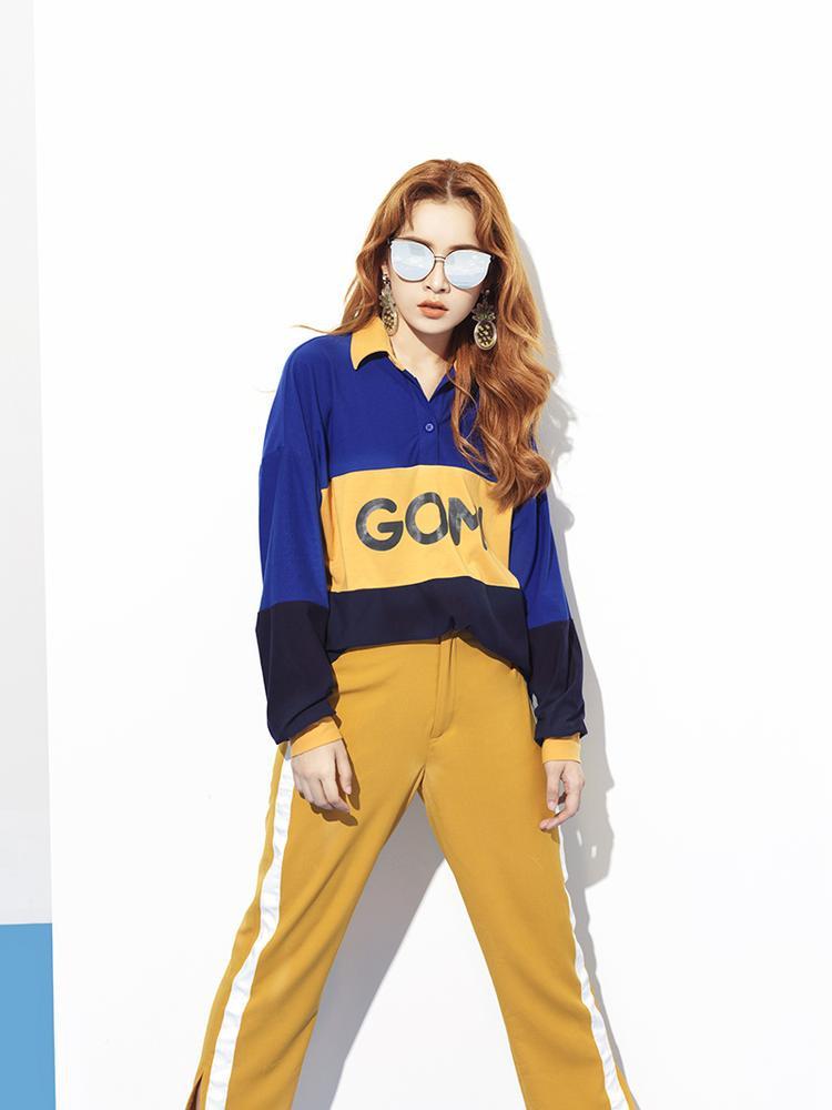 Nữ diễn viên đặt mục tiêu phát triển thương hiệu của mình thành chuỗi cửa hàng thời trang phong cách Hàn Quốc lớn mạnh trong thời trang tới.