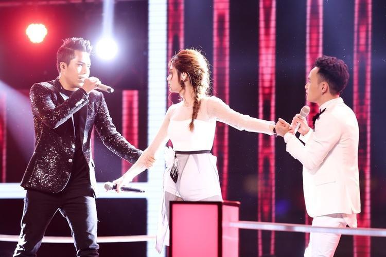HLV Noo Phước Thịnh cảm nhận được phần trình diễn của 3 học trò rất tuyệt vời. Tuy nhiên, Noo Phước Thịnh đã chọn Anh Phong đi tiếp bởi sự nỗ lực và trưởng thành của thí sinh này.