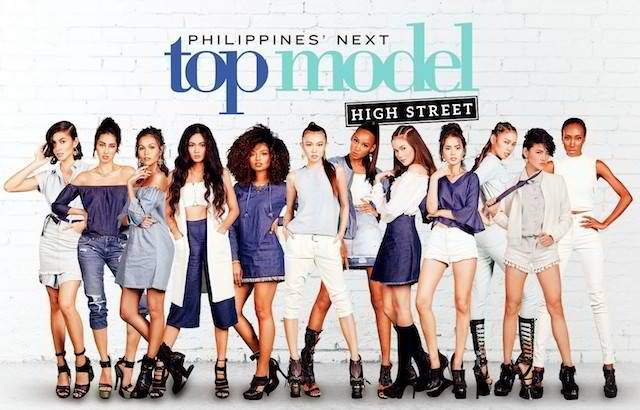Top 12 củaPhilippines' Next Top Model Cycle 2.