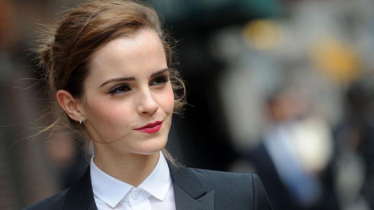"""Emma Watson dường như đang sống tiếp cuộc đời mà Hermione đã """"vạch ra""""."""