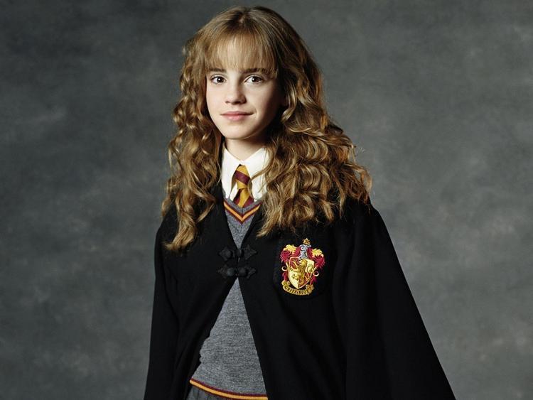 Emma Watson đã đưa nhân vật Hermione từ trang giấy bước lên màn ảnh đầy sống động.